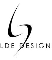 logo LUC DERRAI - LDE DESIGN