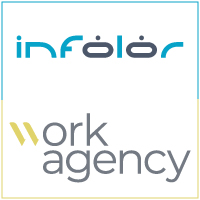 logo INFOLOR-WORK AGENCY