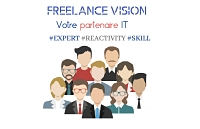 logo FREELANCE VISION