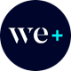 logo WE +