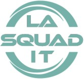 logo LA SQUAD IT